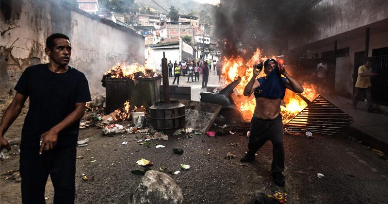 A Nuclear War? Over Venezuela?