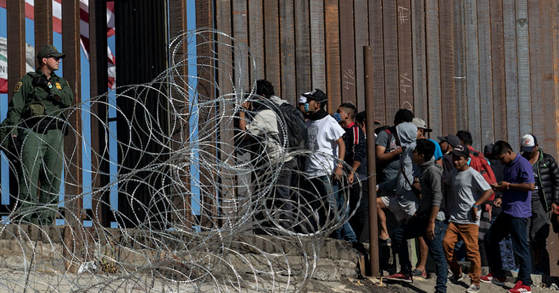 NM Gov Attacks Citizen Border Patrol After 1,800 Illegals Cross in 24 Hours