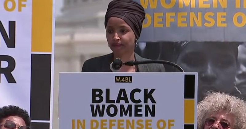 "Ilhan Omar: ""This is Not Going to be the Country of White People"""