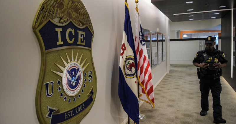 ICE Creates 'Most Wanted' List Targeting Criminal Migrants