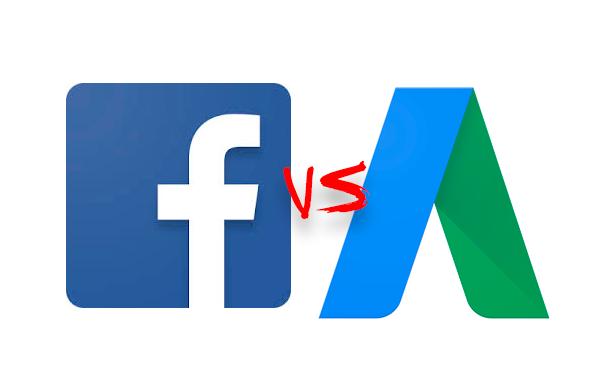 Facebook x AdWords – Qual deles é Melhor?