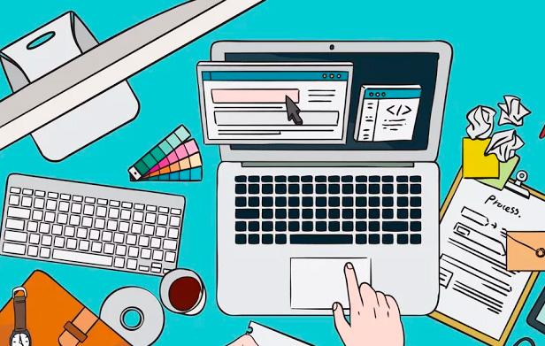 como criar uma página de vendas na internet