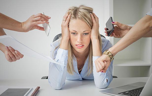 Como Posso Me Livrar do Estresse no Trabalho?