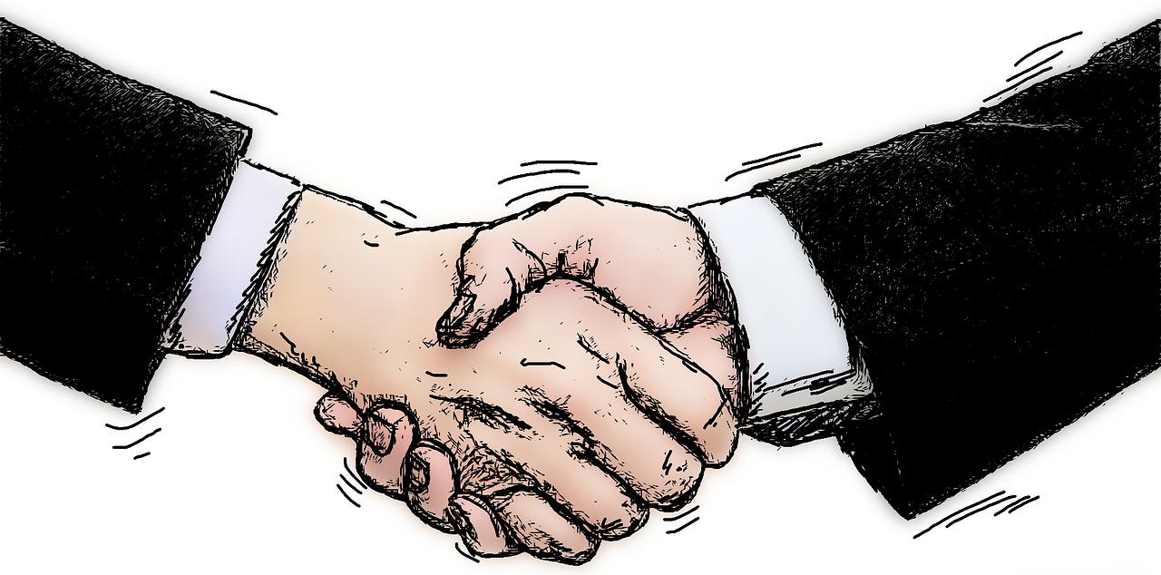 leitura corporal para negociações