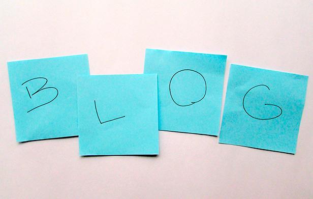o que é um blog