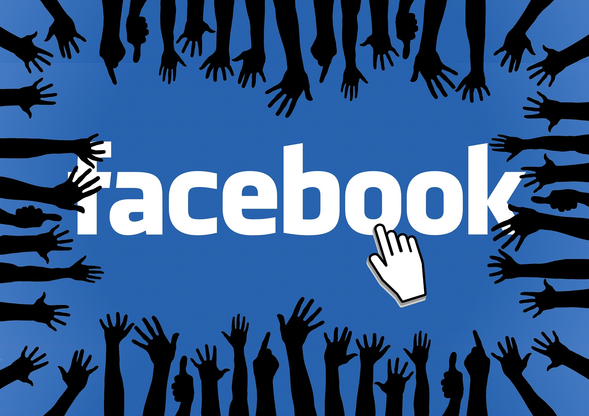 como criar uma comunidade no Facebook