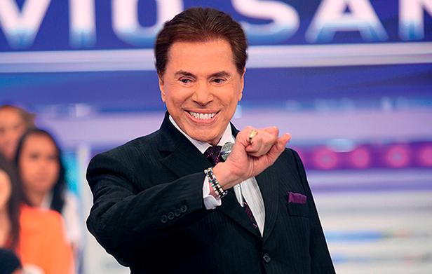 empreendedor de sucesso Silvio Santos