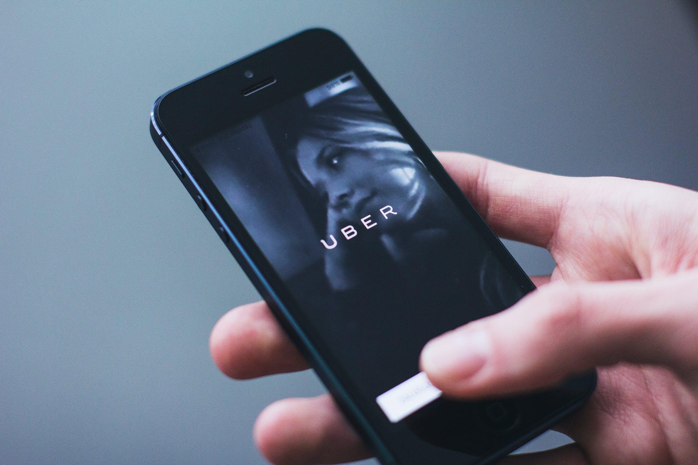 como se cadastrar na uber