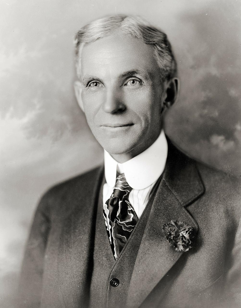 saiba quem foi Henry Ford