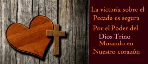 la santificación del Espíritu Santo impacta el corazón del hombre
