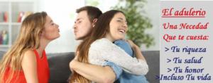 El adulterio una necedad incomprensible