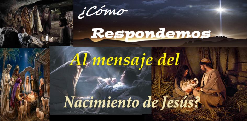 El nacimiento de Jesús, la respuesta de Dios