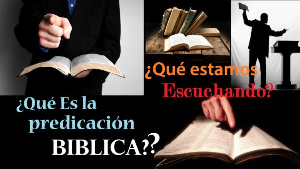 La predicación bíblica nos protege