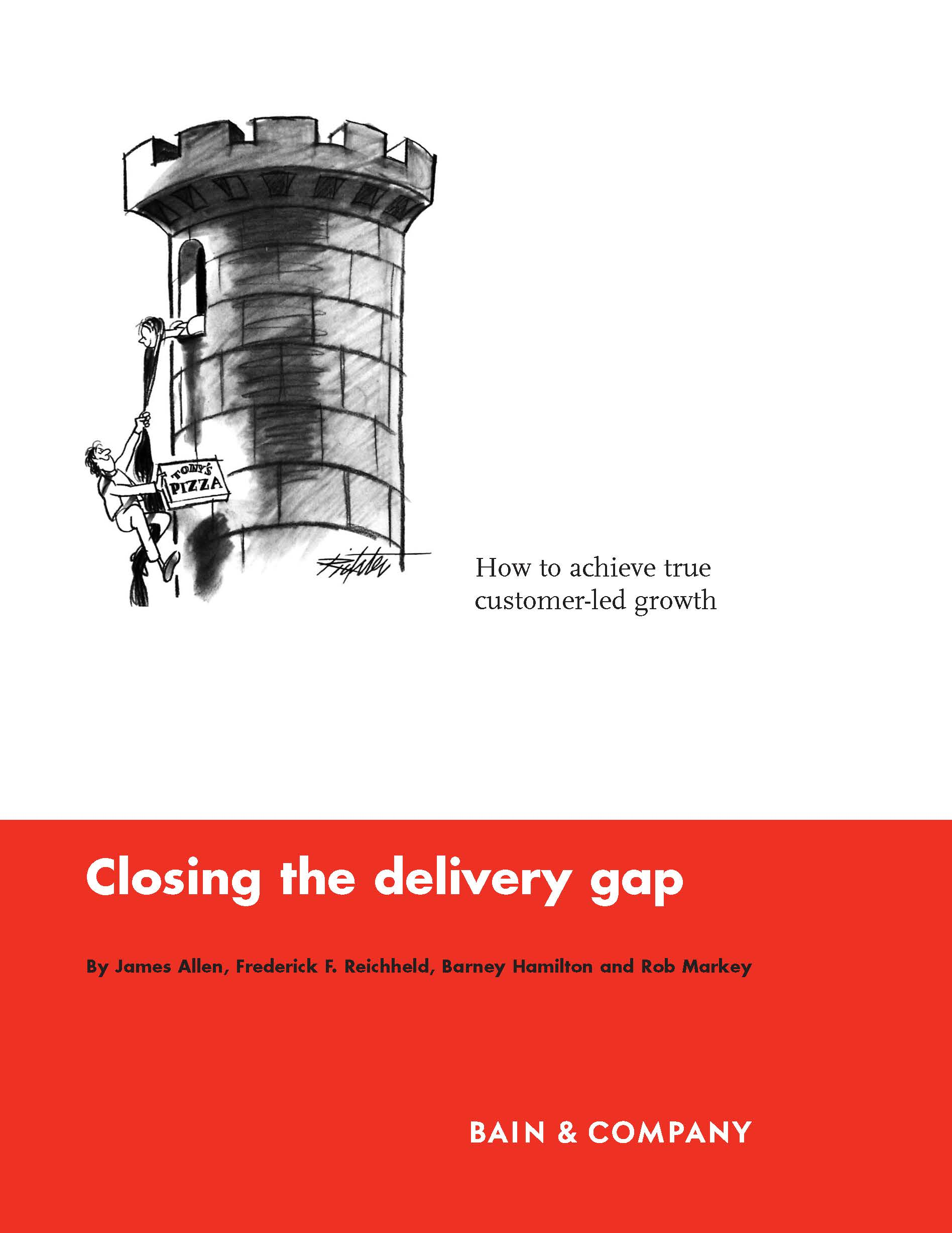 Download 'Closing the Delivery Gap' | Ignite XDS