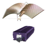 DIGITAL GROW LIGHT DAYSTAR AC AND LUMATEK BALLAST