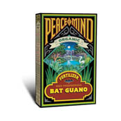 PEACE OF MIND BAT GUANO