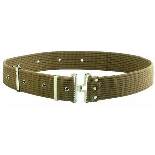 Custom Leathercraft Heavy-duty Web Work Belt
