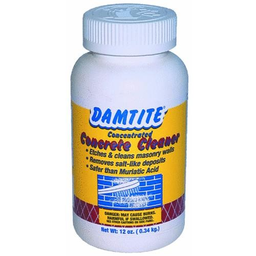 Damtite Waterproofing Concentrated Concrete Cleaner