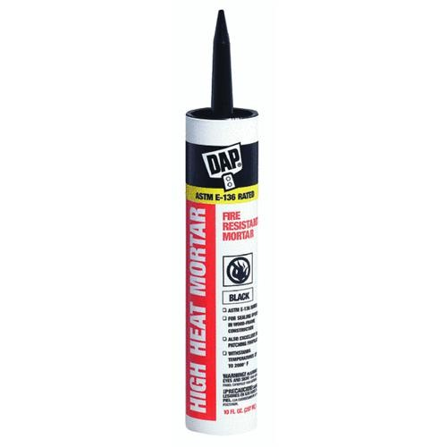 Dap Dap Fireplace Mortar Hi-Temp Sealant