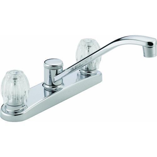 Delta Faucet Peerless 2-Handle Kitchen Faucet