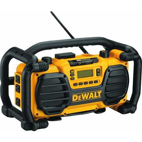 Dewalt DeWalt Cordless Job Site Radio/Charger (California Compliant)