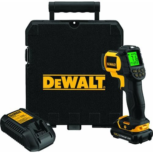 Dewalt DeWalt 12V Infrared Thermometer Kit