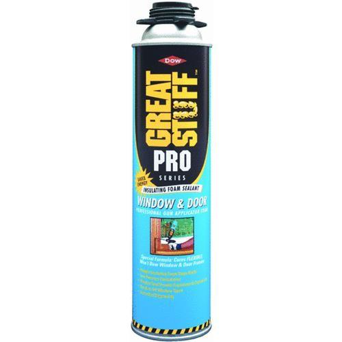 Dow Chemical Co. GREAT STUFF PRO Window & Door Applicator Foam Sealant