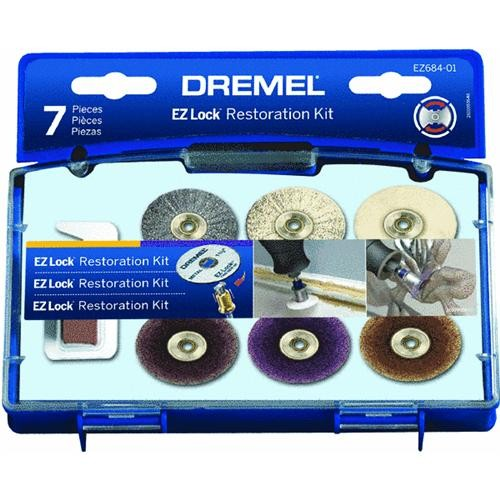 Dremel Dremel EZ Lock Polishing Rotary Tool Kit