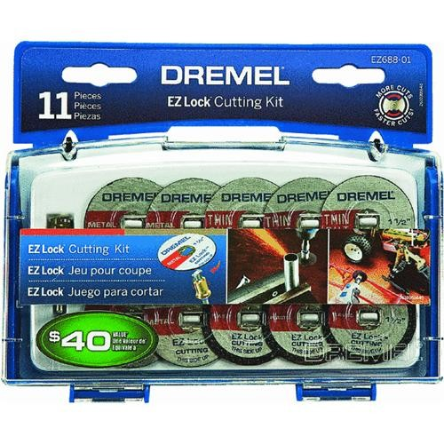 Dremel Dremel EZ Lock Cutting Rotary Tool Kit