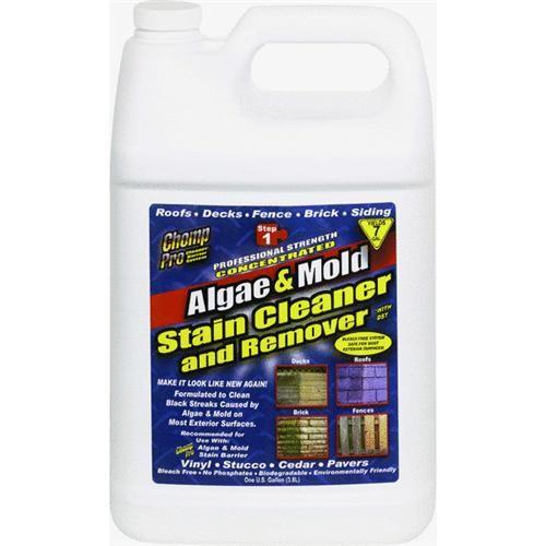 E S I Chomp Pro Algae And Mildew Stain Cleaner