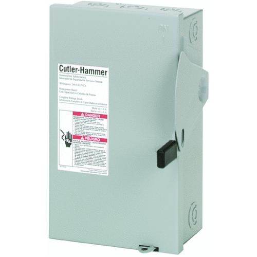 Eaton Corporation Cutler Hammer General-Duty Safety Switch