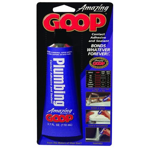 Eclectic Prod. Amazing GOOP Plumbing Multi-Purpose Adhesive