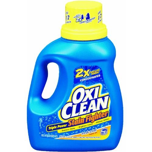 Church & Dwight Co OxiClean 2-in-1 Stain Fighter Laundry Detergent