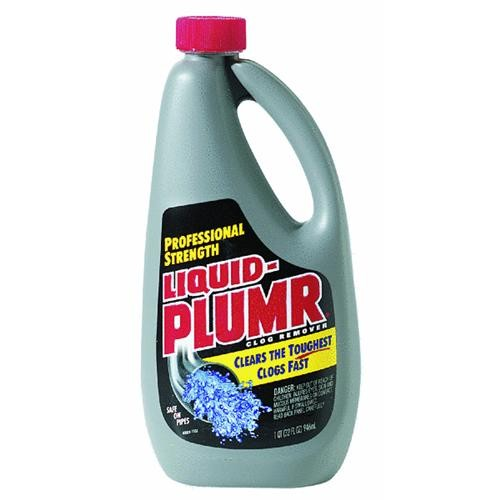 Clorox/Home Cleaning Liquid-Plumr Professional Strength Liquid Drain Cleaner