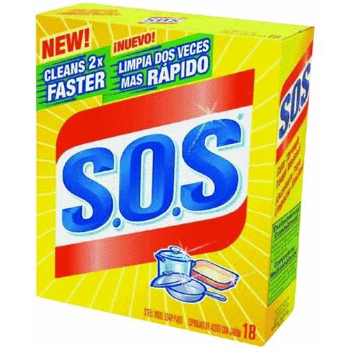 Clorox/Home Cleaning S.O.S Pads