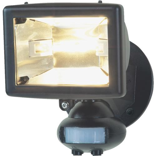 Woods Ind. Designers Edge 150W Quartz Halogen Motion Floodlight Fixture