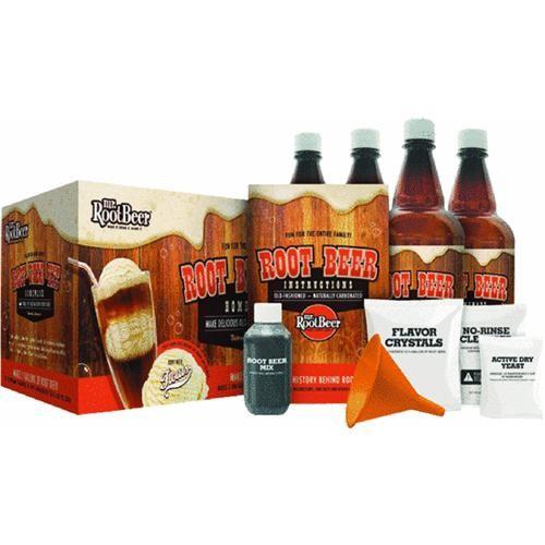 Coopers LLC/Mr Beer Mr. Rootbeer Brewing Kit