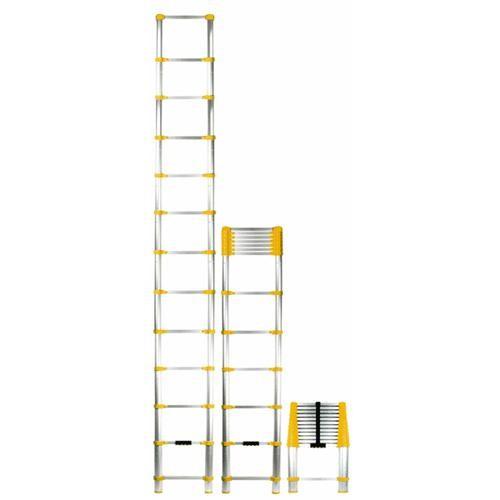 Core Distribution Xtend & Climb Type II Aluminum Telescoping Ladder