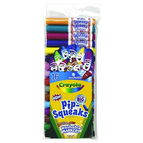 Crayola L L C Pip-Squeaks Washable Markers