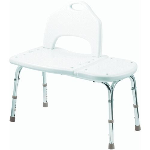 CSI Donner Transfer Bench Shower Tub Seat
