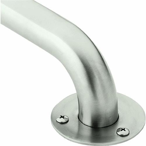CSI Donner Exposed Screw Stainless Steel Grab Bar