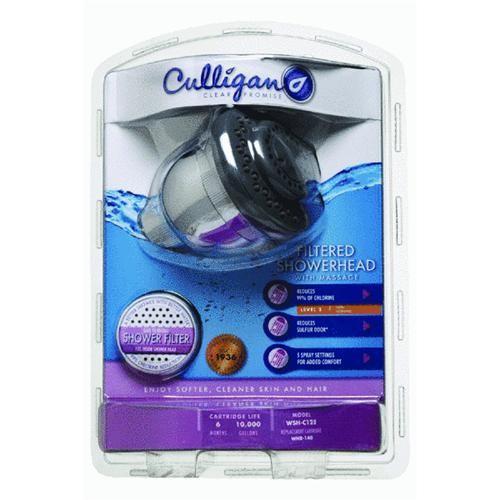 Culligan Culligan Filtered Fixed Showerhead