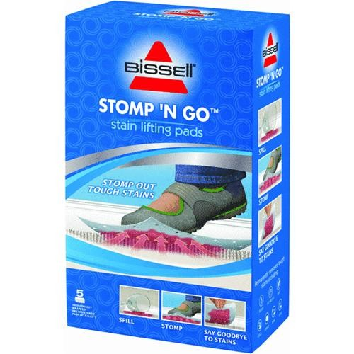 Bissell Homecare International Stomp 'N Go Stain Remover Pad