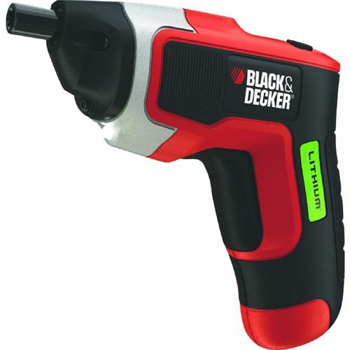 Black & Decker Black & Decker 4.0V MAX LED Lithium-Ion Cordless Screwdriver