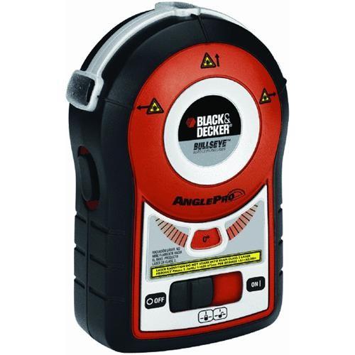 Black & Decker Black & Decker Bullseye Auto-Leveling Laser Level with AnglePro