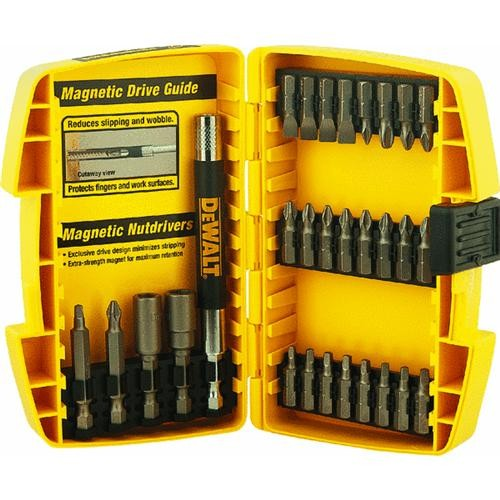 Black & Decker/DWLT 29-Piece Screwdriver Bit Set