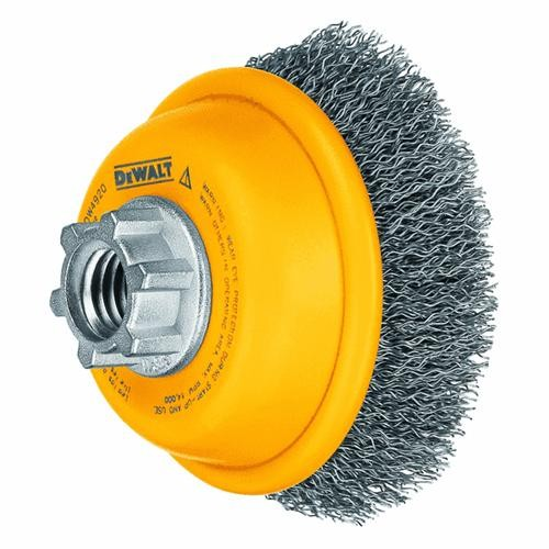 Black & Decker/DWLT DeWalt Cup Angle Grinder Wire Brush