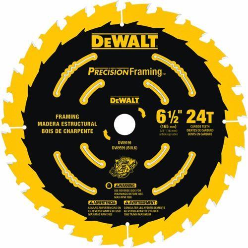 Black & Decker/DWLT Precision Series Circular Saw Blade