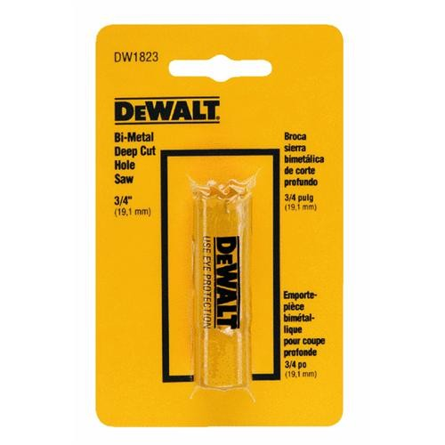 Black & Decker/DWLT DeWalt Bi-Metal Hole Saw