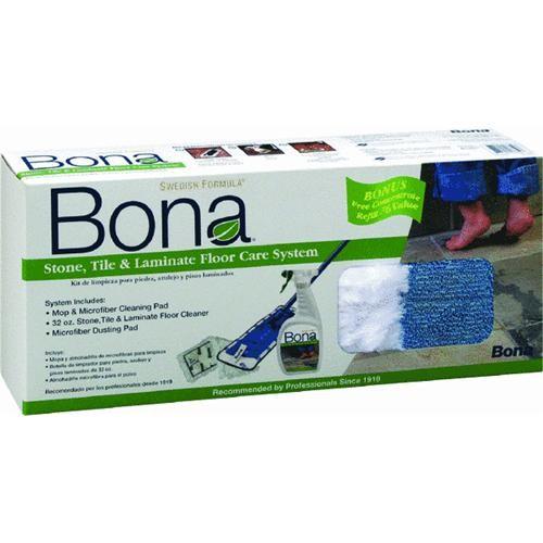 Bonakemi Stone Tile Laminate Floor Care System